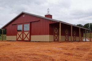 Horsebarn and Stable Buildings